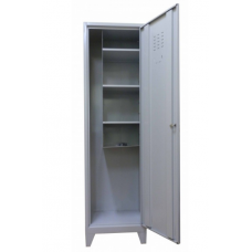 Dulap metalic ECO+  pentru depozitare produse curatenie 500x400x1820mm